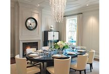 DINING ROOMS / by Deb H.