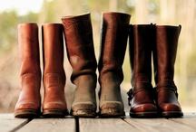 Boots.... / by Joanne Tescher