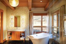 HOUSE  -  Bathrooms / by Nikolet Colling