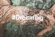 #dreambig ♥ ALYCE Paris / ALYCE Paris supports all those that #dreambig and we believe in providing opportunities that help those achieve their goals.   Help us empower others by supporting their work music, art, modeling, acting and anything creative.  / by Alyce Paris