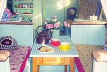 Vintage and renovated trailers / by Lynette Norton