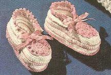 Crochet-baby / by Liz