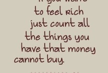 Quotes / by Carrie Hudson McGhee