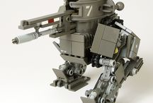 Robots, Ships, Machines & Guns / by Pryme 3d