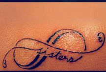 Sisters are forever / by Crystal Church