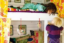 Kids Areas / by Adrienne Anderson