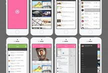 Mobile UI / by Dan Gayle