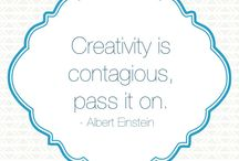 Inspiring Creative Quotes / by Silhouette America