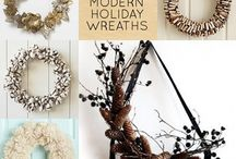 holiday creations/craft crazy / by Cynthia Escobar