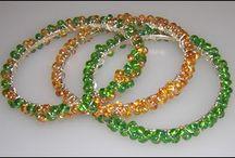 Jewelry Fun  /  Chainmail  & Some Macrame / by Sandra J Smith