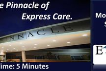 Express Care / Non-urgent medical services / by Pinnacle Hospital