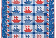 Summer Quilts / Summer quilt patterns, picnic quilts, and beach quilts / by FaveQuilts