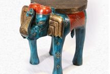 Ethnic Furniture / A Touch Of Indian Designs / by Pepperfry.com