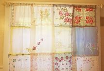 curtains / by Marcia Tobey Waldorf