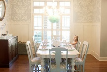 Delicious Dining Rooms / by Cindy Harvey
