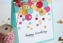 Cards: Birthday Likes! / by Terri Michalenko