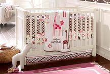 Nursery ideas-I'm having a girl! :) / by Heather Tisdell