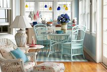 Home Decor ~ Porches / by On Sutton Place