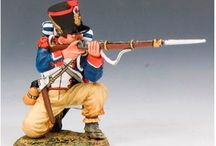 50, 80, 90 Miscellaneous / These 54, 80 and 90mm model #Figures has been designed by some of this country''s leading #craftsmen, the size being the approximate height of figures without the headdress, depicting in accurate detail the armies of the past and present.  / by Tradition of London