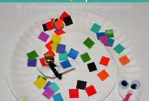 Letter Crafts / by Meagan Brammer