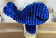 Crochet Animals / by Linda Drouin