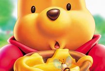 Winnie the Pooh.....and Tigger too! / One of my favorite cartoons / by Darla Carey