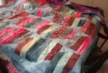 quilts and other favorite things / Obviously not all quilts! Took me awhile to fine tune this pinning concept! But it's all good!  / by Terrie Meek