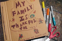 Thanksgiving / by Andrea Nichols