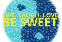 Bean-spiration / Sweet sayings that make the world a better place. / by Jelly Belly Candy Company