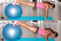 Fitness! / by Yulia Piatek
