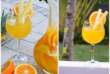 fancy schmancy drinks / by Sherella Walker