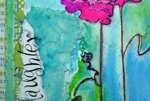 Art Journal / by Mihaela Georgescu