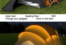 Camping / by Newton's Travels
