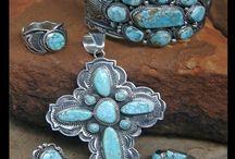 Silver Jewelry / by Moneisha Dobbibs