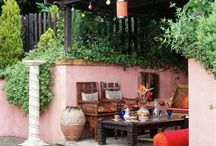 Lovely patios / by Valerie Adrian