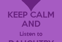 Daughtry / by Abby Polk