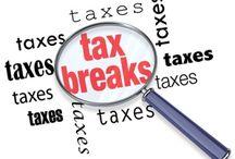 Taxes Schmaxes / by Laura Adams (Money Girl)