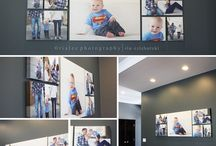 Family Photo Display / by Sara Cooper