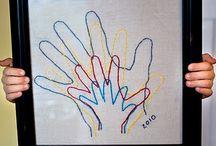 Hands, thumbs, feet / by Grandma's Briefs