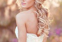wedding hair / by Joyce Cameron