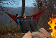 camping trip... / A collection of fun pictures taken on an ENO-themed camping trip! / by ENO Hammocks