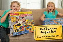 Best Christmas Gifts 2013! / These are the must have Christmas presents of the 2013 season for any child that loves building, construction, and vehicles!  / by Rokenbok Toys