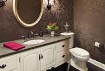 Bathroom Design Ideas / by Melissa G