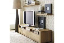 Living room TV ideas / by Alla Osipchuk