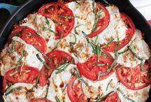 Tomato recipes / by Linda Grettano