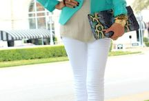 Outfit Ideas / by Meredith McConville