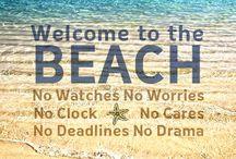 Beach Vacation 2014 / by Becca Winter-Martin