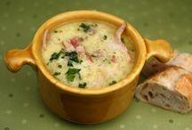 Soups / by Christy Butz