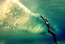 Under the sea  / by Jessica Glovasa
