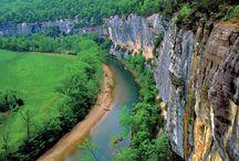 Buffalo National River / by Arkansas Tourism
